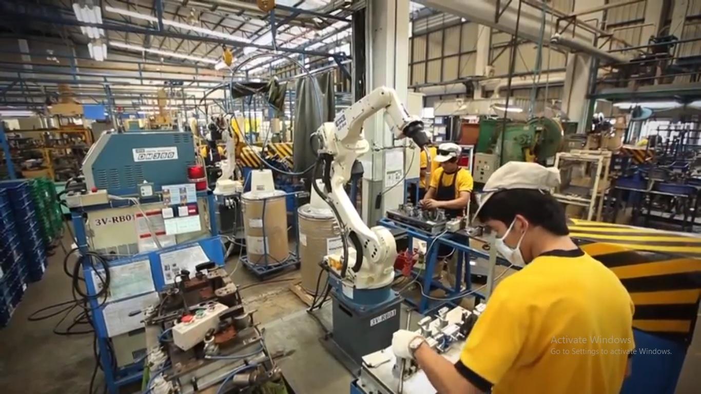 Chevron Enjoy Science Careers 10 อาชีพ- วิศวกรหุ่นยนต์และระบบอัตโนมัติ
